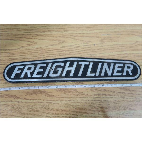 Freighliner Big Rig Truck Emblem