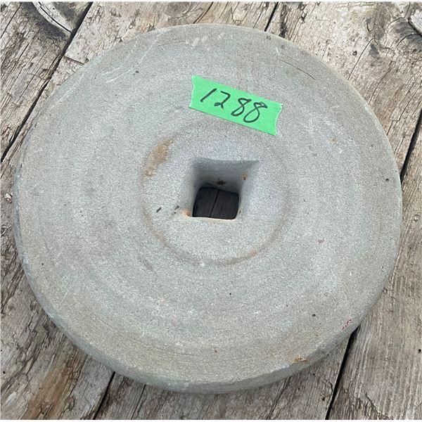 "10"" grinding stone - like new"