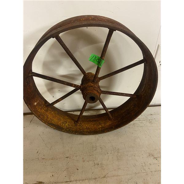 """Steel wheel 16"""""""