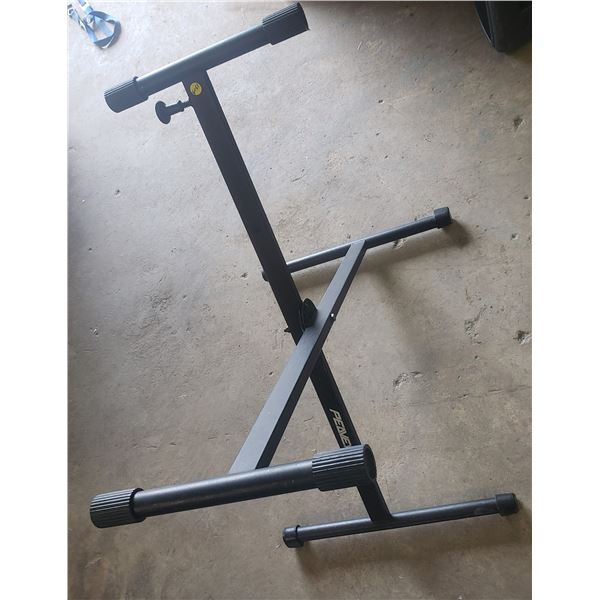 large  keyboard stand commercial heavy duty  sound system parts