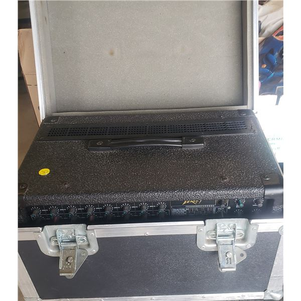 large XRD 680 Powered sound mixer. commercial heavy duty  sound system parts