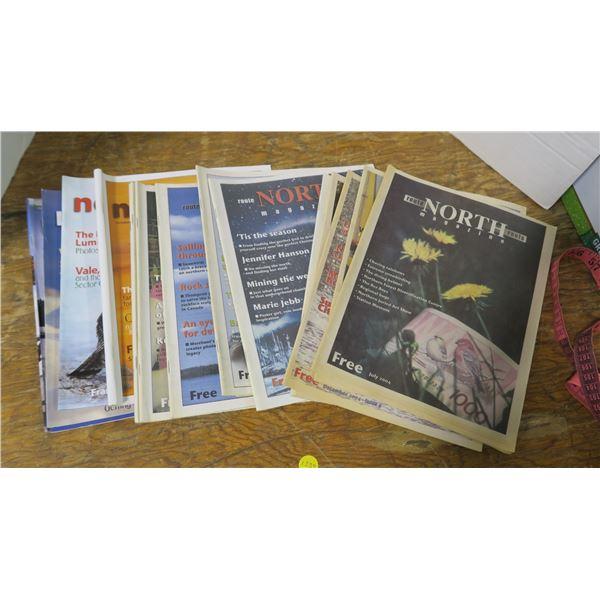 North Roots magazines