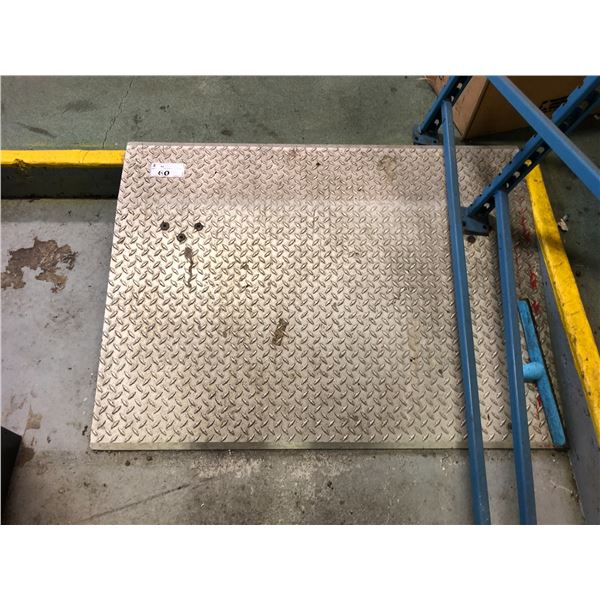 """48"""" CHECK DECK DOCK PLATE"""