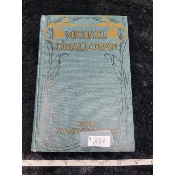 Michael O'Halloran by Gene Stratton-Porter, 1916