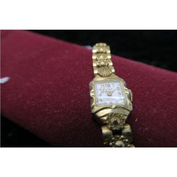Carex watch, Swiss made, 21 jewels