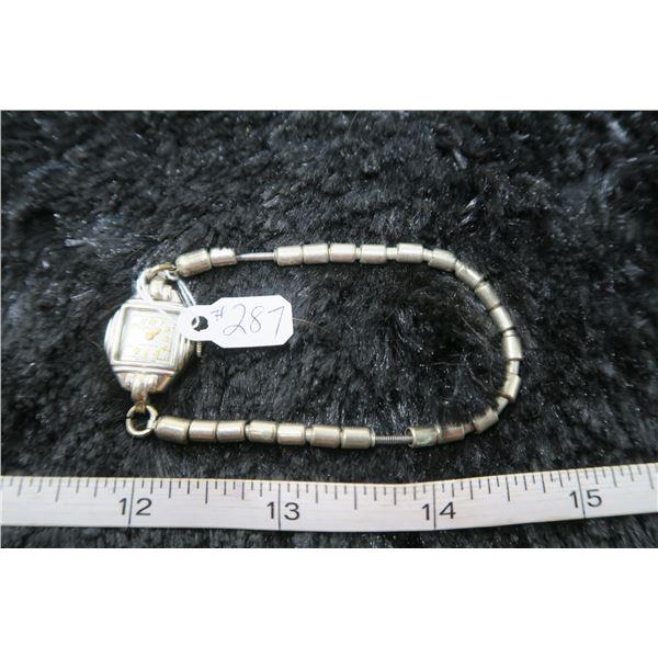 Gruen Veri-thin watch, original bracelet