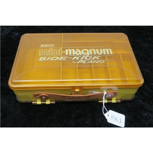 Mini-magnum Sidekick tackle box by Plano