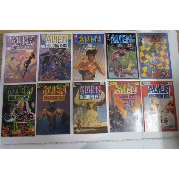 20 Comics EUC