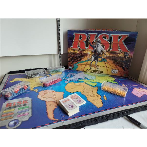 Older game of Risk