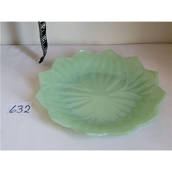 Vintage Jadeite plate