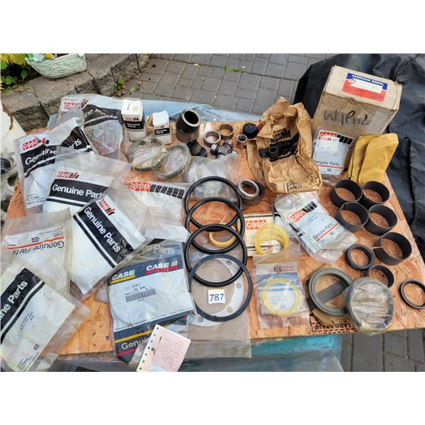 Genuine NOS CASE parts Lot 1