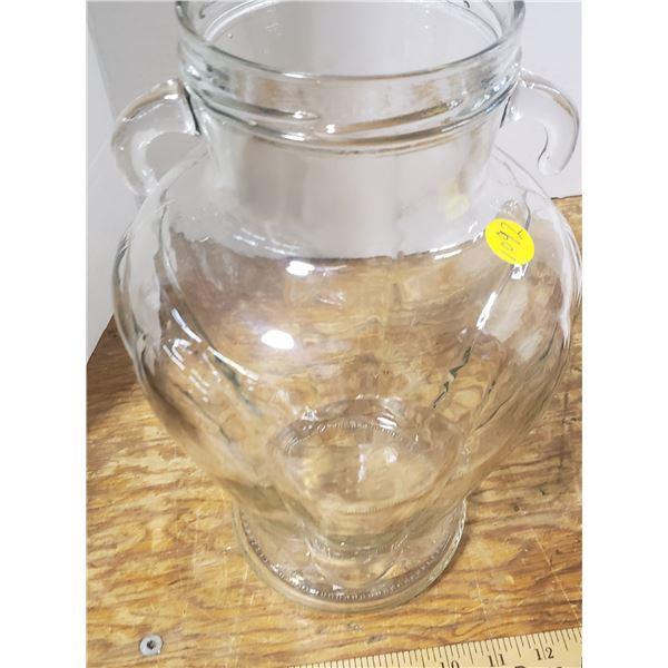 Large Decorative Vase Glass