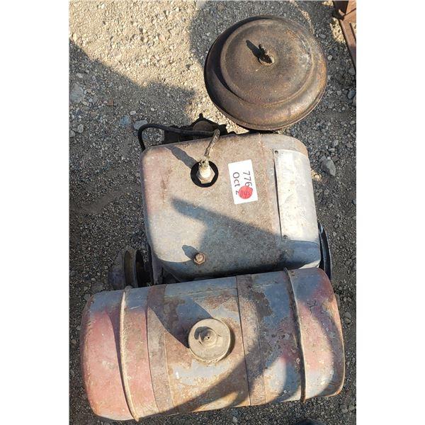 Vintage Wisconsin 3 H.P.  motor 3X3.25