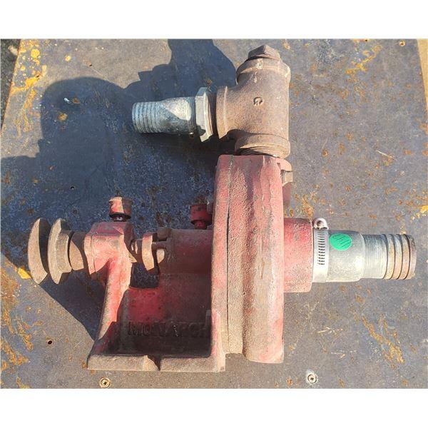 Monarch Vintage water pump 2'