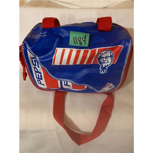PEPSI/KFC TRADEMARK LUNCH BAG