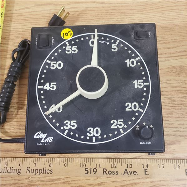 GRA lab Timer (Electric)