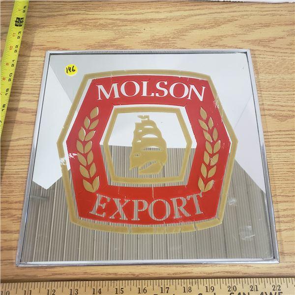 """Vintage Export Beer Sign 12x12"""""""