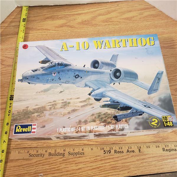 A-10 Model Kit (Complete)