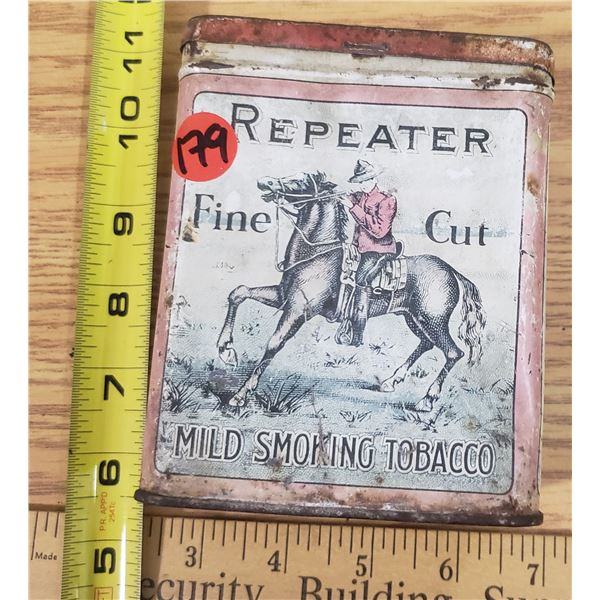 Repeater Tobacco Tin