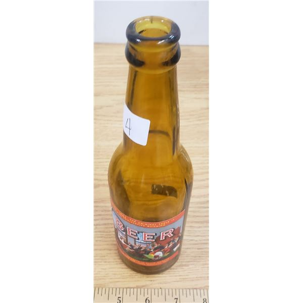 NOS new old stock 67 Beer Bottle - Saskatoon