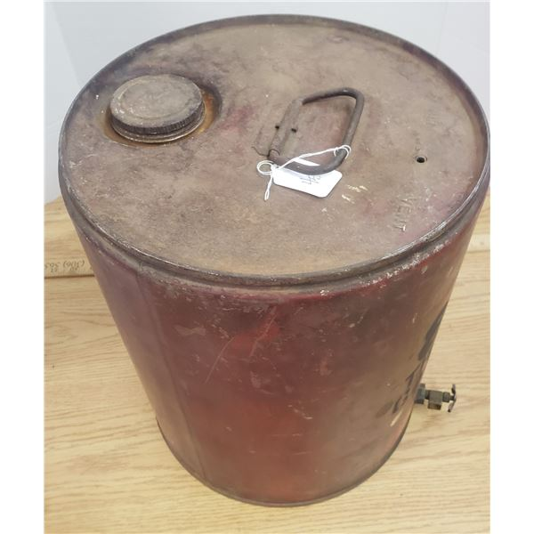 Esso tractor gas can