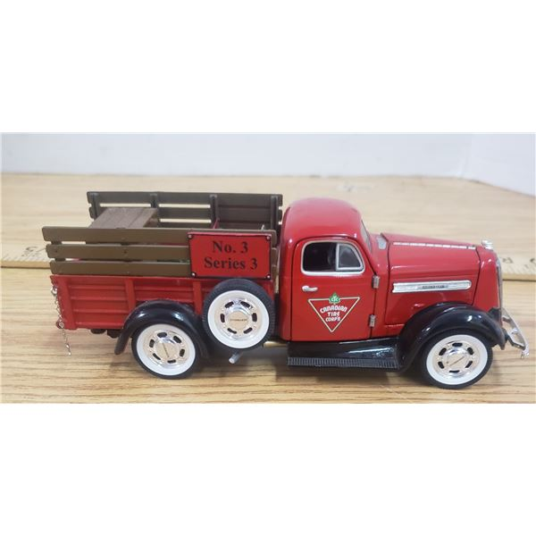 Canadian Tire limited edition die cast truck
