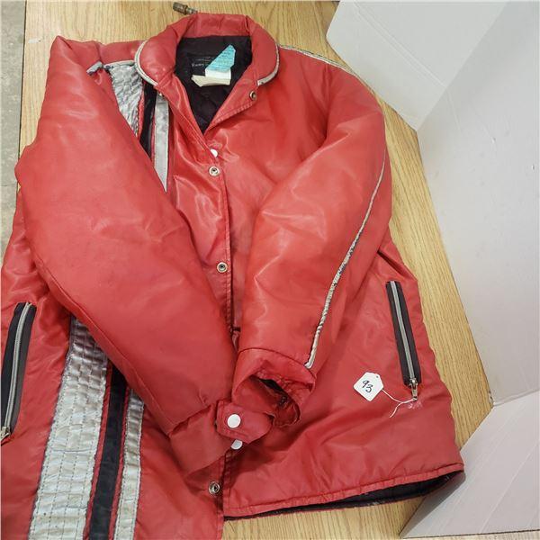 Vintage Massey Ferguson coat