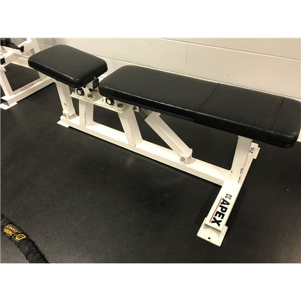 APEX ADJUSTABLE WEIGHT LIFTING BENCH