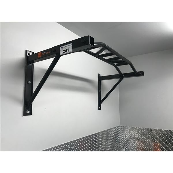 VO3 41  MULTI CHIN-UP BAR (MUST BE REMOVED FROM WALL)