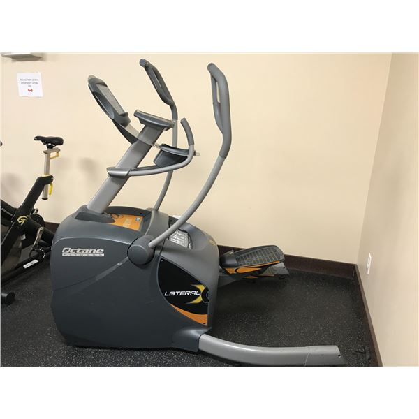OCTANE FITNESS LATERAL ELIPTICAL MACHINE LX8000