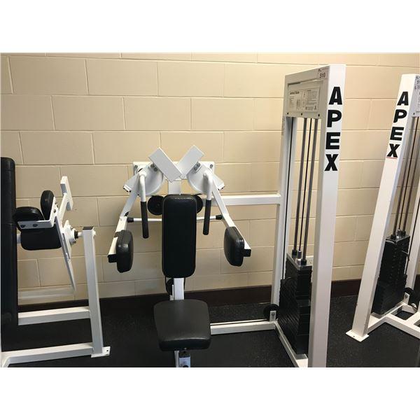 APEX LATERAL RAISE MACHINE