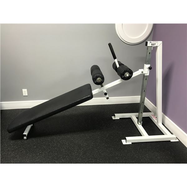 INVERTED SIT-UP BENCH