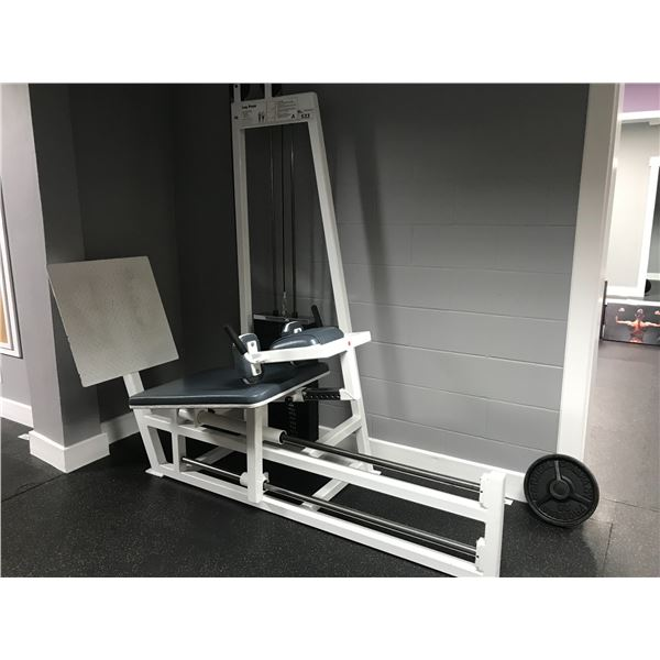 APEX LEG PRESS MACHINE