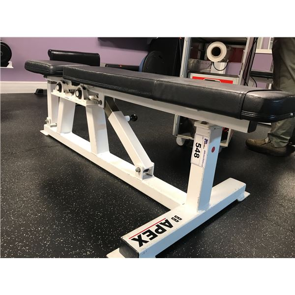 ADJUSTABLE WEIGHT LIFTING BENCH