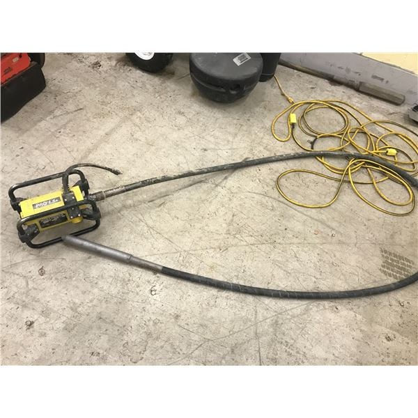 NORTHROCK PRO 1.5+ CONCRETE VIBRATOR WITH 13' WAND