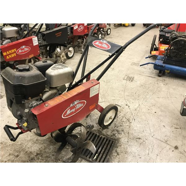 MID-TINE MERRY TILLER 5.5HP - PULL CORD REQUIRES REPAIR