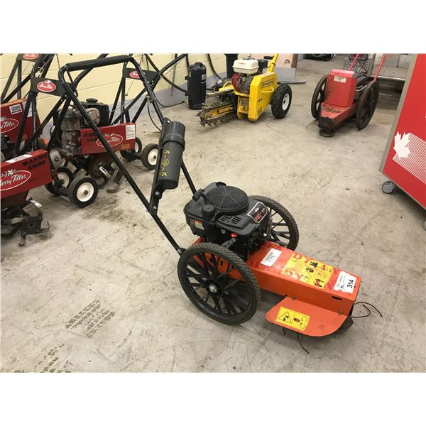 PUSH TYPE WEED EATER WITH BRIGGS & STRATTON 190CC