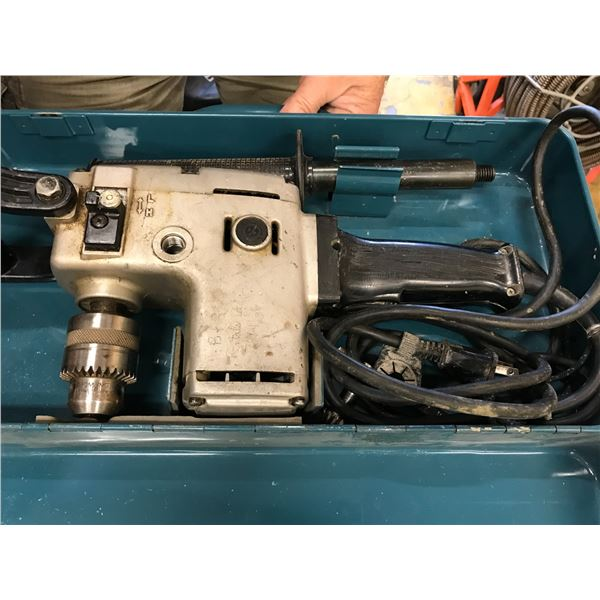 MAKITA MODEL EA4511 ANGLE DRILL WITH CARRY CASE