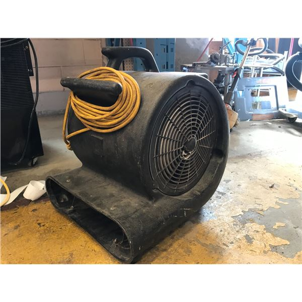 VARIABLE SPEED DRYING FAN