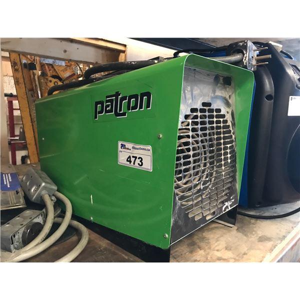 PATRON E9 (240V 1 PHASE) ELECTRIC CONSTRUCTION HEATER