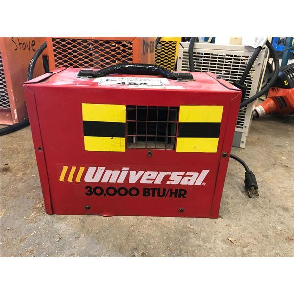 UNIVERSAL 30000 BTU/HR 110V CONSTRUCTION HEATER