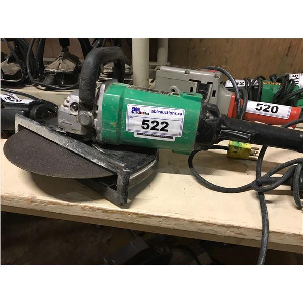 HITACHI ELECTRIC MODEL CC12Y CUT-OFF SAW