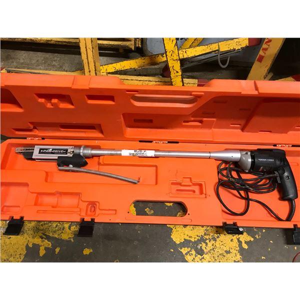 PORTER CABLE HAND-DRIVE FLOOR SCREW GUN