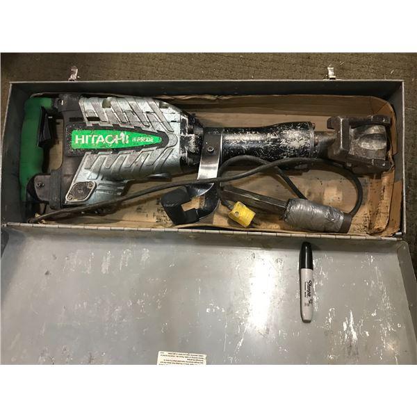 HITACHI ELECTRIC JACK HAMMER MODEL H65SD2