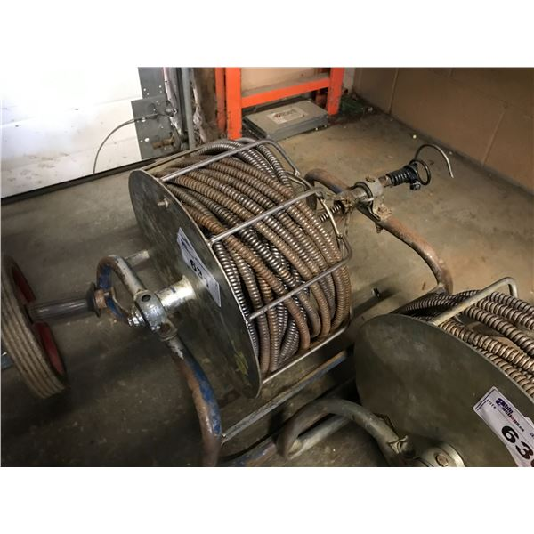 MANUAL SEWER AUGER