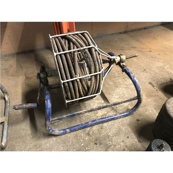 MANUAL SEWER AUGER - NO CUTTING HEAD