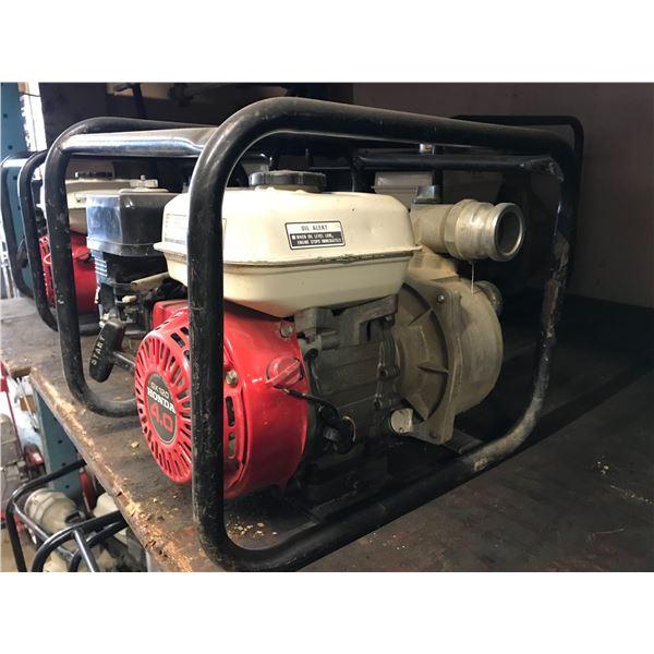 "2"" WATER PUMP WITH HONDA 4.0HP MOTOR"