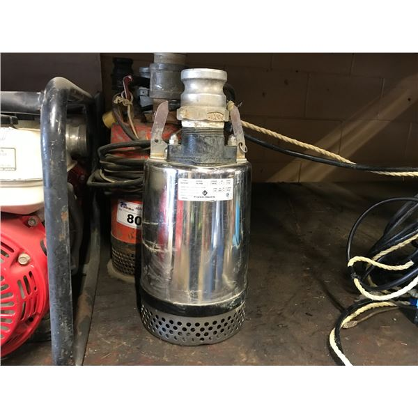 """FRANKLIN ELECTRIC MODEL FS-750 2"""" SUBMERSIBLE WATER PUMP"""
