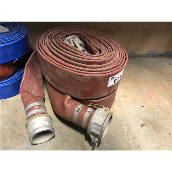 """2 - 3"""" DISCHARGE HOSES"""