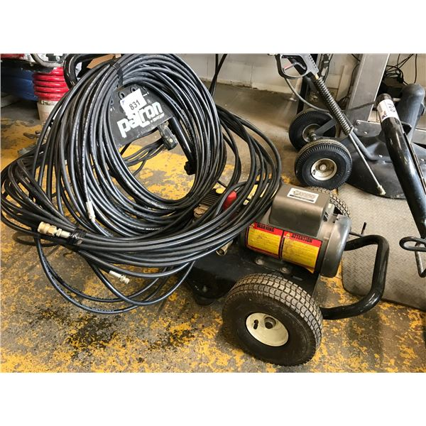 PATRON ELECTRIC PRESSURE WASHER - WITH HOSE - NO WAND